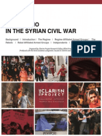 Clarion Project Syrian Civil War Factsheet