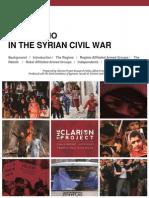 Clarion Project Syrian Civil War Factsheet