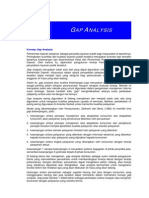 Modul 7 Gap Analysis