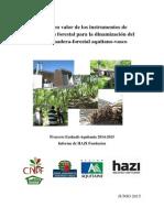 Proyecto Euskadi-Aquitania 2014-2015