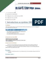 Résumé Système DNS SERVEUR 2008