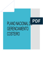 Plano Nacional de Gerenciamento Costeiro