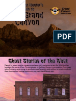 The Ghost Hunter's Guide to the Grand Canyon