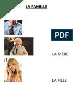la famille baker pdf