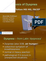Diagnosis of Dyspnea 2011 VT