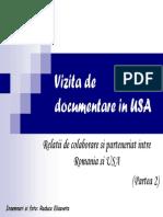 Vizita de Documentare in USA (2)