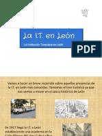 Presentación IT en León 2015