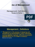 Principles of Management CA0222