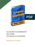 La Publicité Scientifique - Claude Hopkins