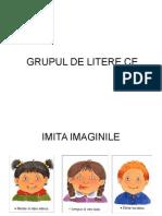Consolidare Grupul de Litere Ce