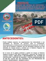 Proyecto Huatanay - Prensa