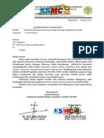 Surat Pengantar Proposal 2