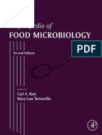 Encyclopedia of Food Microbiology (2014)