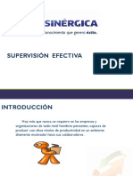Manual Supervision Efectiva