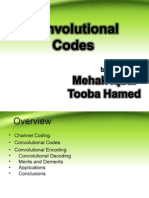 Convolutional Codes Presentation17!12!2014
