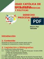 Procesal Penal i - 2015 (1) ucsm