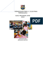 Cover Buku Program Upsr