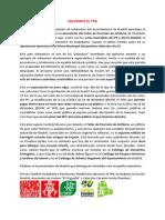 Nota de prensa Chamberí Verde