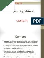 3-Cement