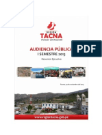 GRT - Audiencia Publica I SEM 2013