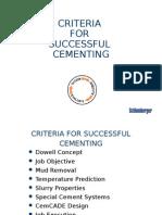 2- Criteria for Successful Cementing Jun-00-A