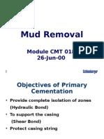 6 Mud Removal CL 24 Jun 00 A