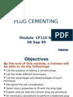 Plug Cementing NL 08 Sep 99-A