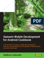 Xamarin Mobile Development for Android Cookbook - Sample Chapter
