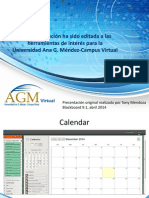 Blackboard New Features - UAGM-CV