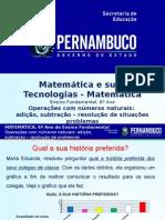 ProfessorAutor-Matemática-Matemática Ι 6º Ano Ι Fundamental-Operações Com Números Naturais Adição, Subtração – Resolução de Situações Problemas