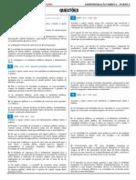 (Direito Administrativo - Cespe - Administração Direta - Parte 2)