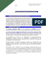 Normas Europeas en Materia de Deportes2006