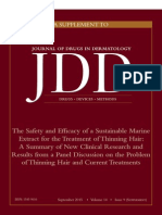 Viviscal Marine Protein Safety-Efficacy_JDD-DrAlanBauman