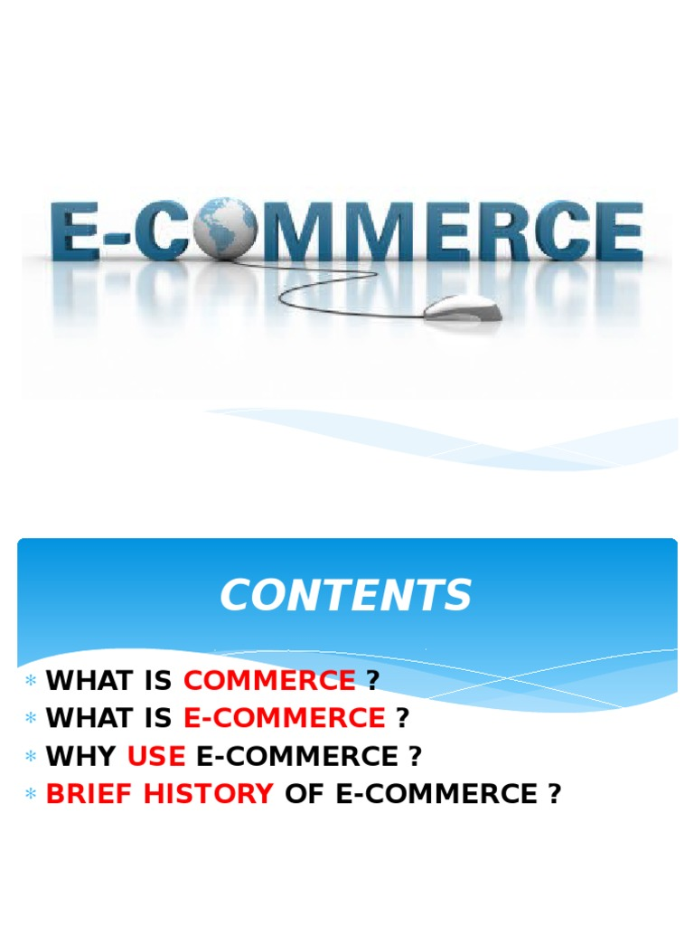 What is commerce 42
