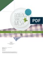 Ecologia Sobre La Mesa