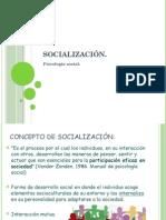 Teorías de La Socialización