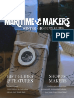 Maritime Makers Winter Shopping Guide