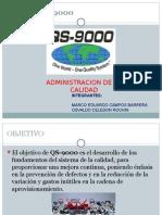Norma Qs 9000