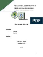 Modelo Nacional