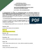 Convocação Para CFP 2 Chamada 23mai2012