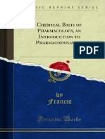 Chemical Basbvbms of Pharmacology an Introduction to Pharmacodynamics 1000160027 (1)