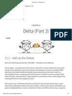 11.Delta (Part 3) - Zerodha Varsity