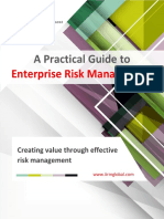 A Practical Guide to Enterprise Risk Management