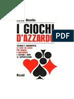 Enrico Altavillsa - I Giochi d'Azzardo (1967)
