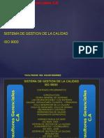 ISO 9000 Septiembre 2014
