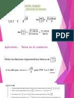 Identidades Trigonométricas_angulo Medio