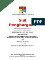 sijil penceramah jemputan