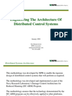 Distributed Ctrl Architecture