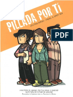 Pillada por ti. Cómic.