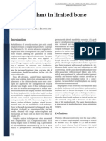 Short implant in limited bone volume.pdf
